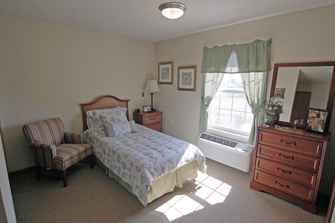 Brookdale Ada Bedroom