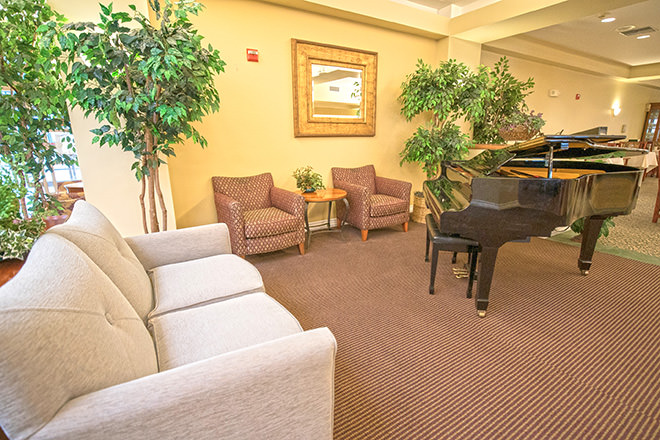 Brookdale Admiral Heights Grand Piano