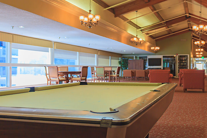 Brookdale Anaheim Billiards