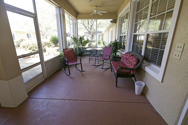 Brookdale Avondale Indoor Patio