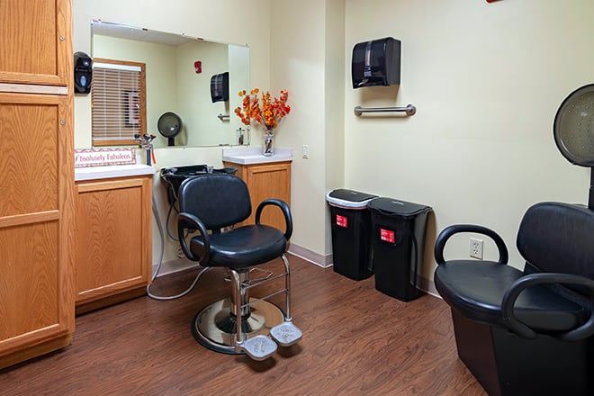 Brookdale Battle Creek Salon