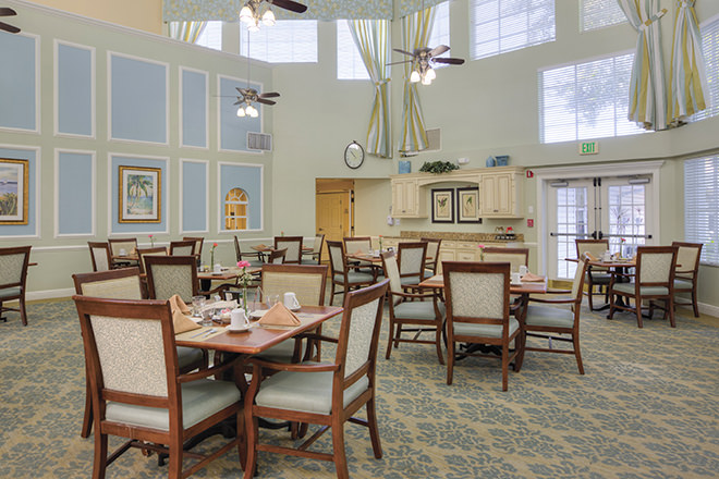 Brookdale Bay Pines Assisted Living And Memory Care St