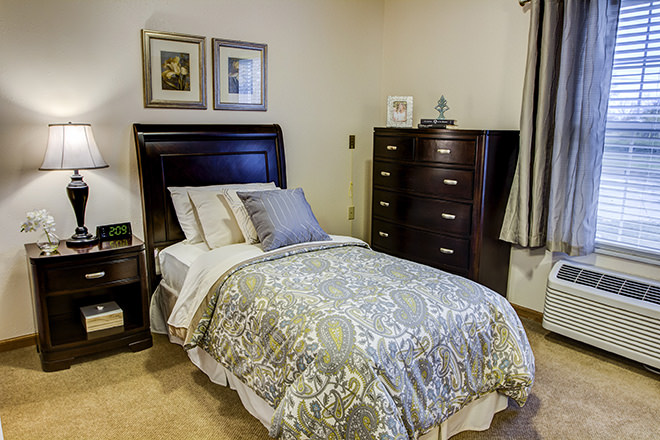 Brookdale Beavercreek  Bedroom