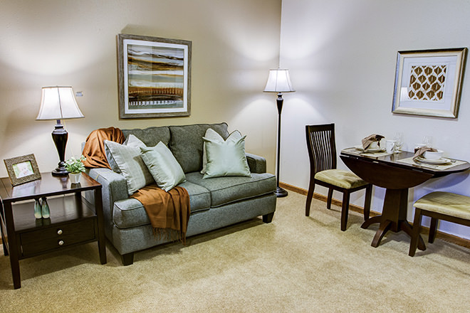 Brookdale Beavercreek  Living Room