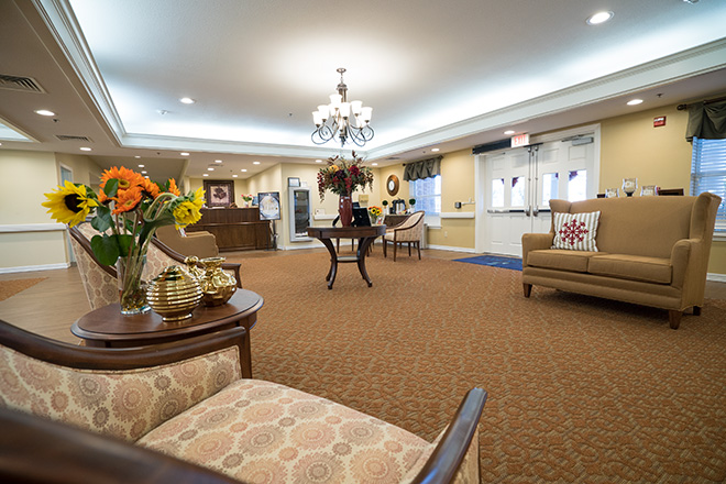 Brookdale Beckett Meadows  Foyer