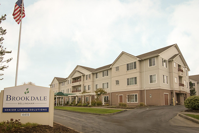 Bellingham Nursing Home – Avie Home