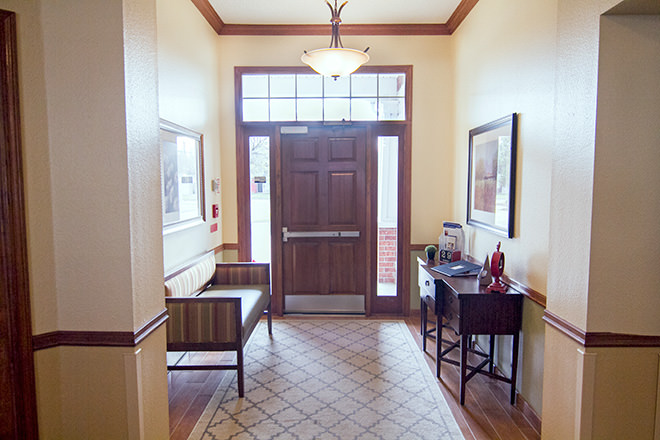 Brookdale Bethany Foyer