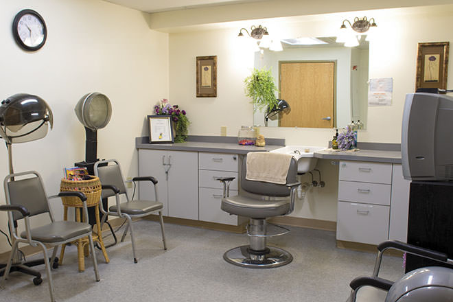 Brookdale Bloomsburg Salon