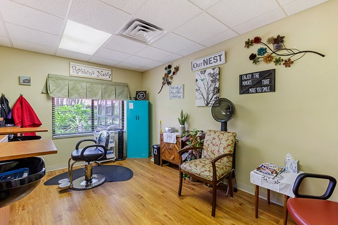 Brookdale Bradenton Gardens Salon
