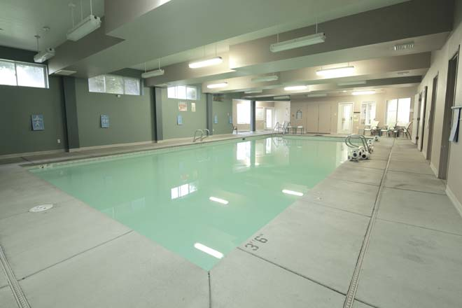 Brookdale Canyon Lakes Indoor Pool