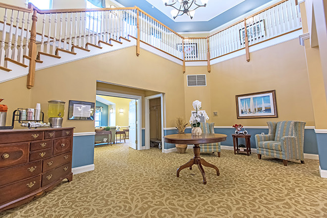 Brookdale Cape Cod Foyer