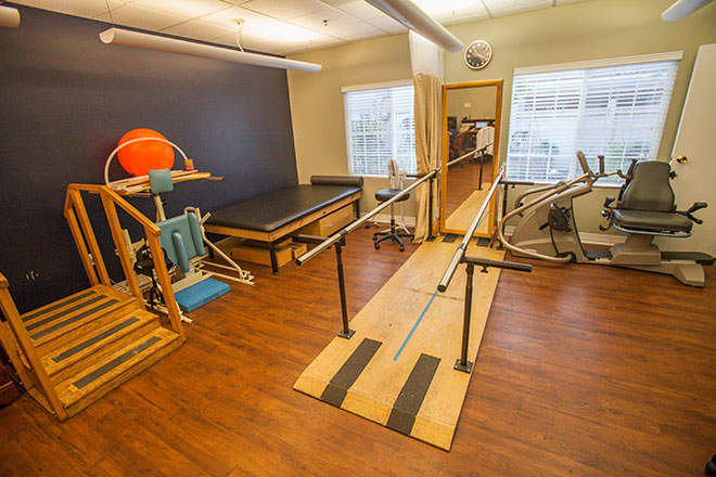 Brookdale Carmel Valley Fitness Room
