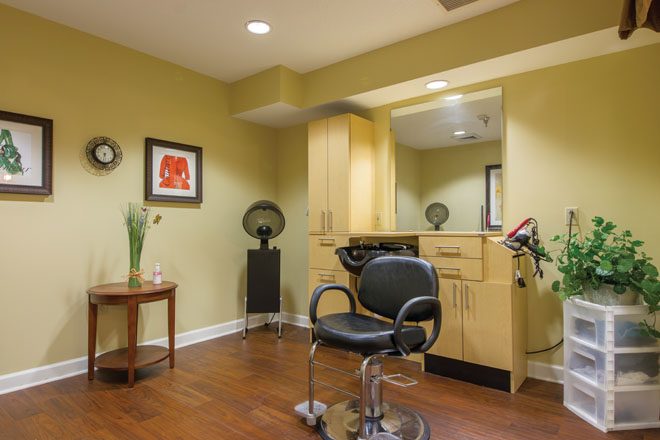 Brookdale Cary Salon