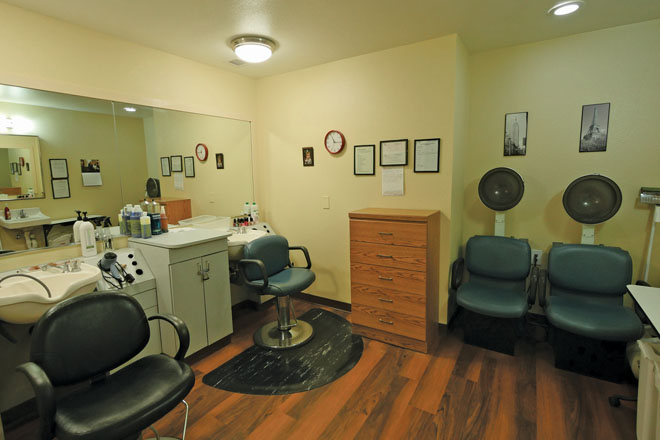 Brookdale Central Chandler Salon