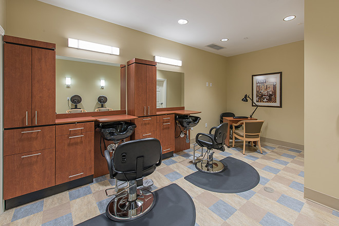 Brookdale Chatfield Salon