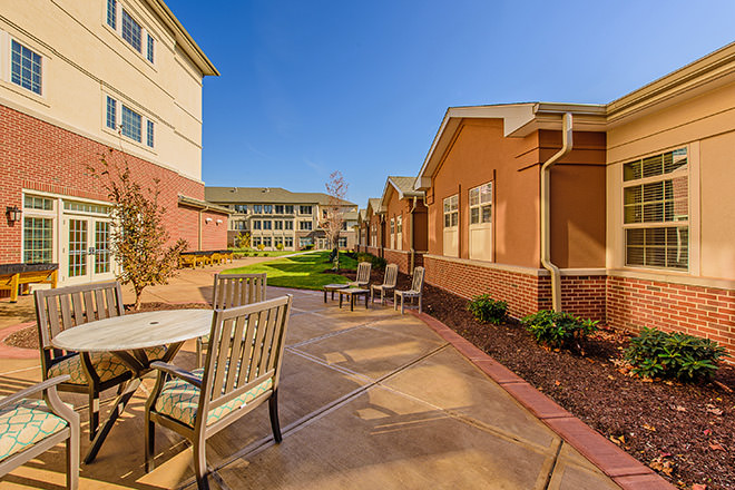 Brookdale Chatfield Patio