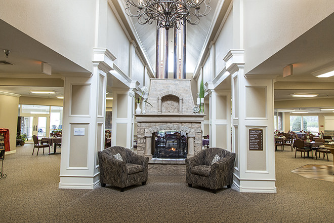 Brookdale Chenal Heights Foyer