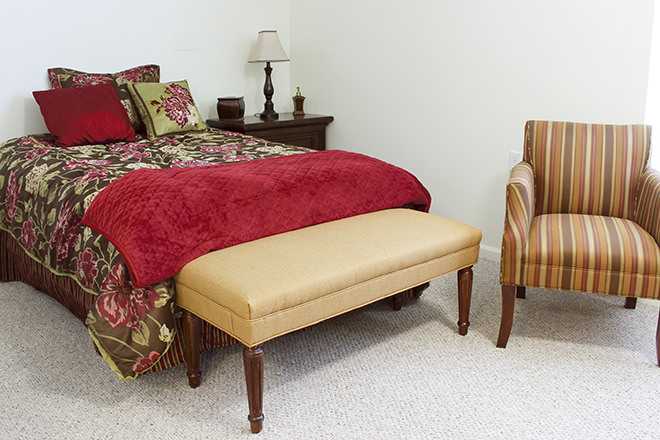 Brookdale Clearlake  Bedroom