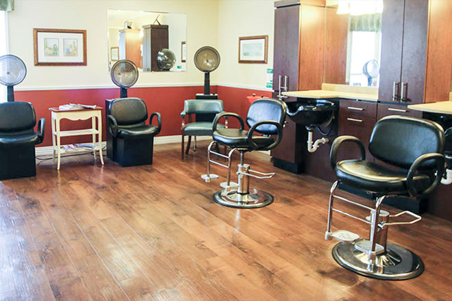 Brookdale Clinton Salon
