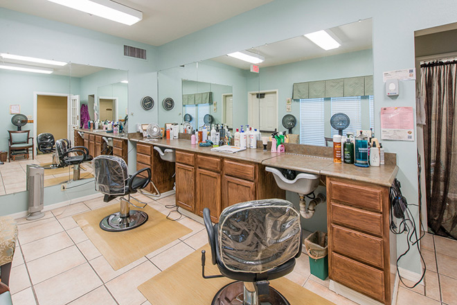Brookdale College Parkway Salon