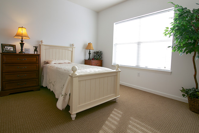Brookdale College Place Bedroom