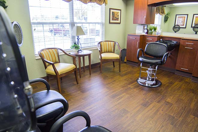 Brookdale Columbia Salon