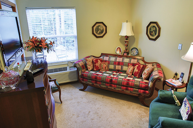 Brookdale Conway Living Room