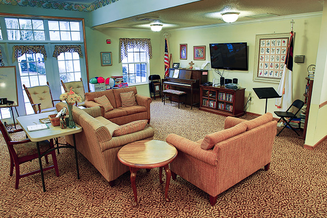 Brookdale Conway Common Area
