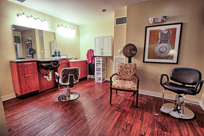 Brookdale Cotswold Salon