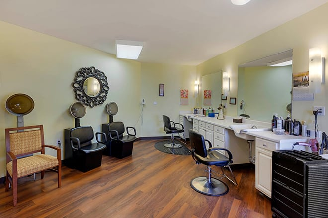 Brookdale Country Day Road Salon