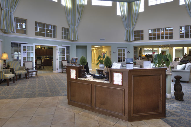 Brookdale Countryside Foyer