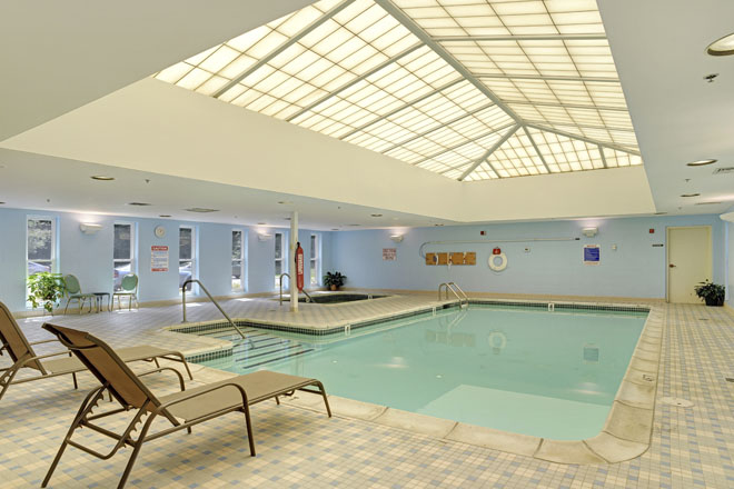 Brookdale Cumberland Indoor Pool