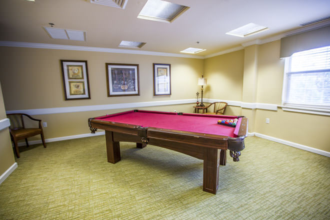 Brookdale Cypress Station Billiards