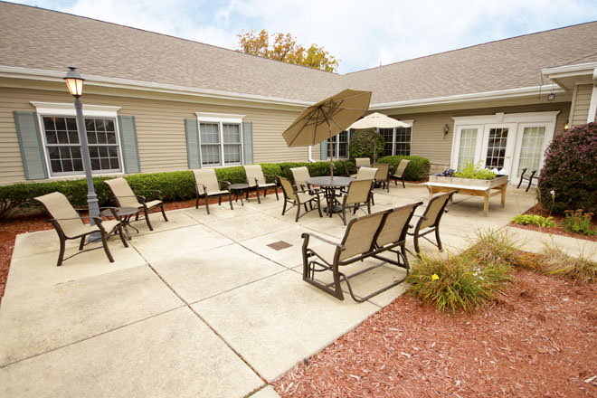 Brookdale Delta Patio