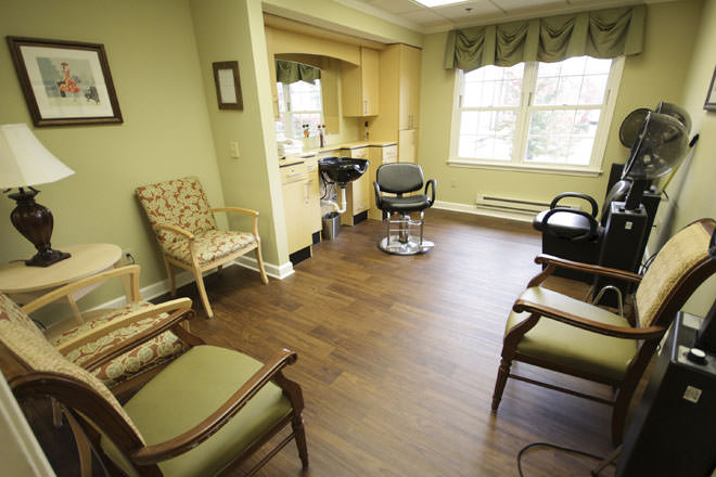 Brookdale Delta Salon