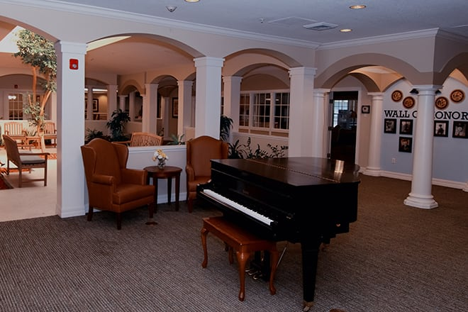 Brookdale Dr. Phillips Foyer