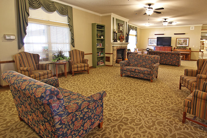 Brookdale Ebenezer Road Common Area