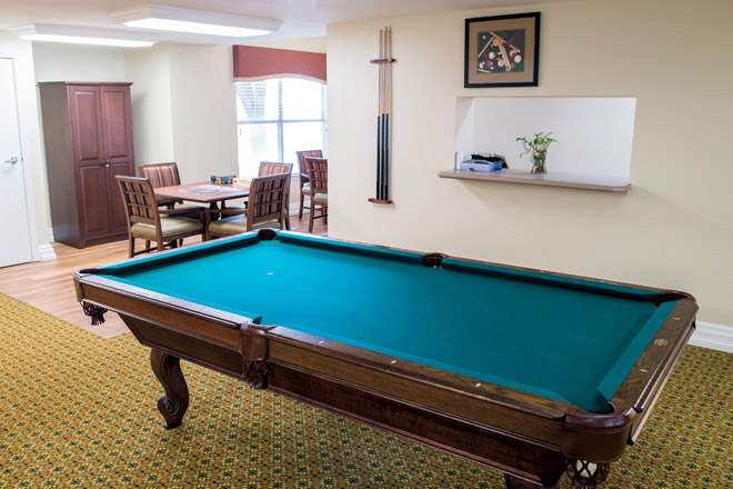 Brookdale Eden Estates Billiards