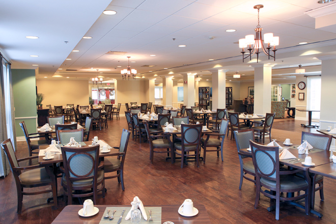 Brookdale Edgewood Dining Room