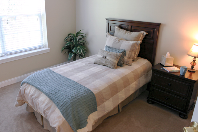 Brookdale Edgewood Bedroom