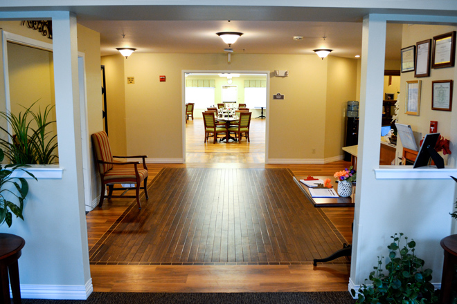 Brookdale Fairhaven Foyer