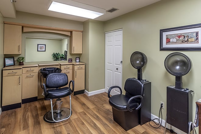 Brookdale Farmington Hills North Salon