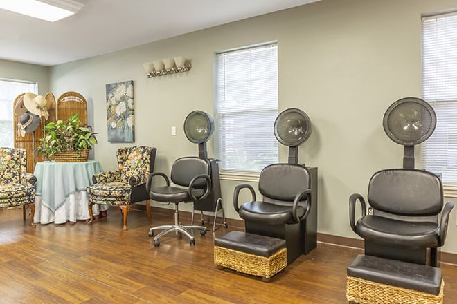 Brookdale First Colony Salon