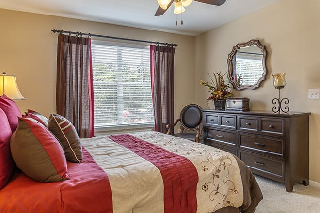 Brookdale First Colony Bedroom