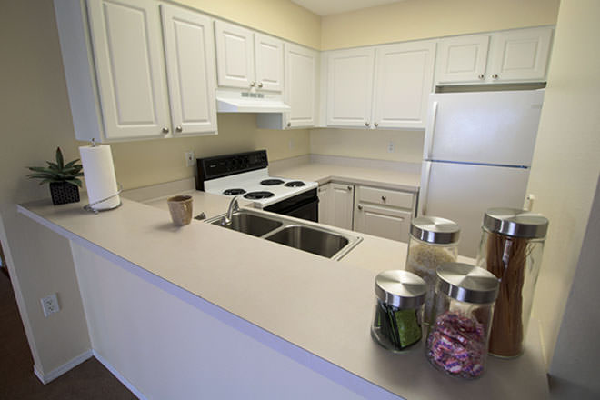 Brookdale Fort Myers Cypress Lake Apartment Kitchen