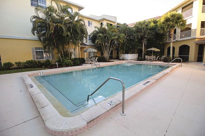 Brookdale Fort Myers Cypress Lake Pool