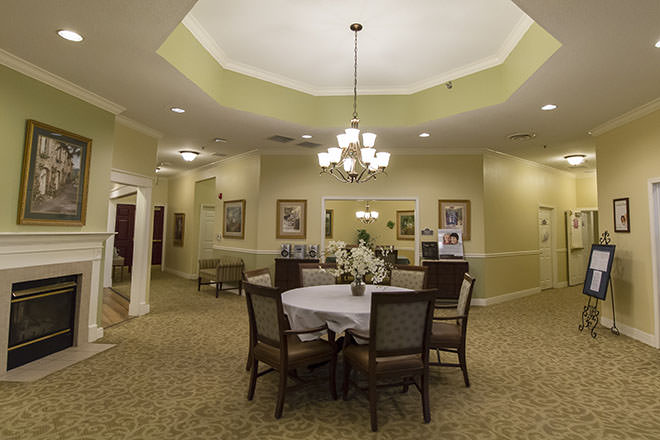 Brookdale Fort Walton Beach Foyer