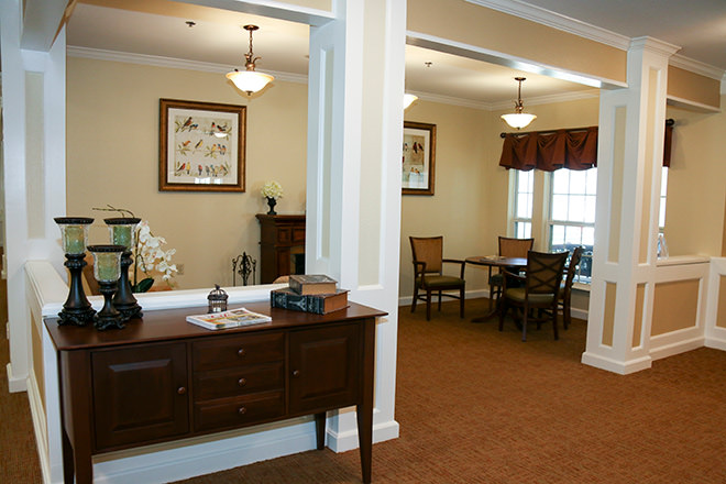 Brookdale Fort Wayne Foyer