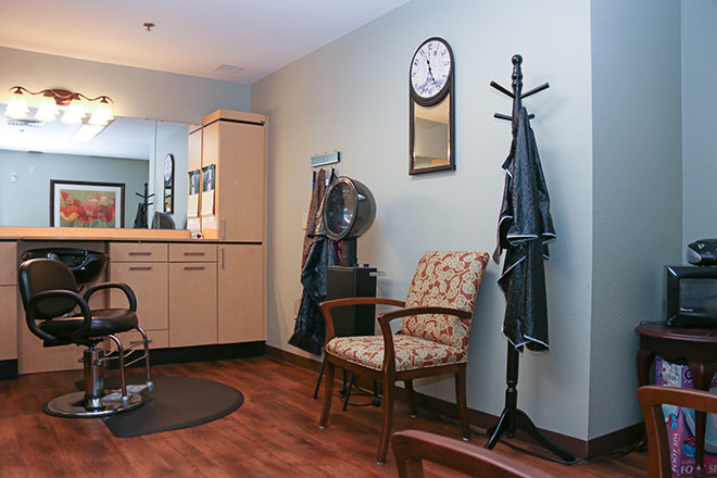 Brookdale Fort Wayne Salon