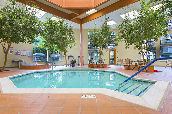Brookdale Fremont Indoor Pool